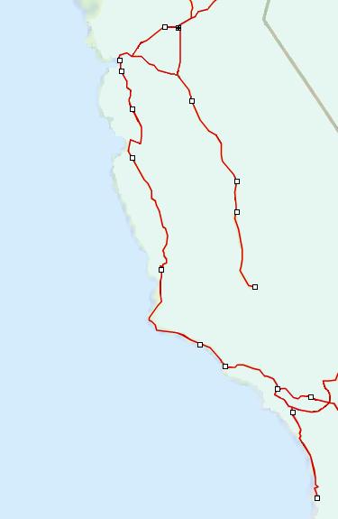 Amtrak Status Maps - Cal on amtrak train map, amtrak track map, amtrak train routes, amtrak train schedules fares, amtrak on time performance, amtrak missouri map, amtrak route map of west side new york city,